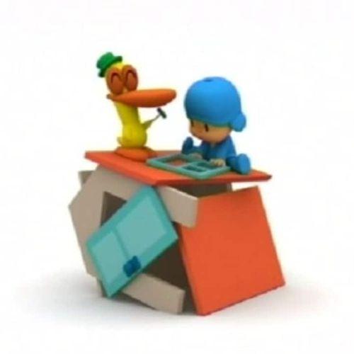 Let's go pocoyo - s1e37 - elly's playhouse