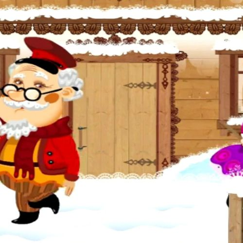I racconti di masha - s1e9 - la fanciulla delle nevi