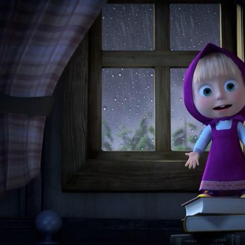 Le storie di paura di masha - s1e21 - la paura del temporale