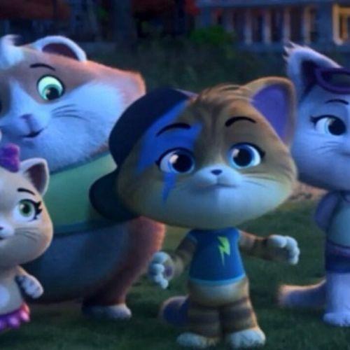 44 gatti - s1e1 - buffycats in missione