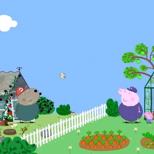 Peppa pig - s7e26 - la serra di nonno pig