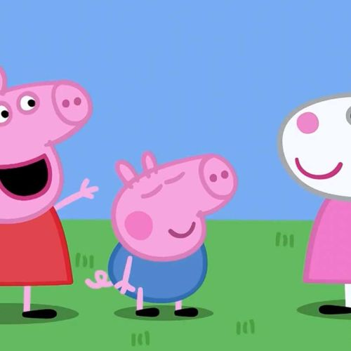 Peppa pig - s8e14 - il festival dei piccoli