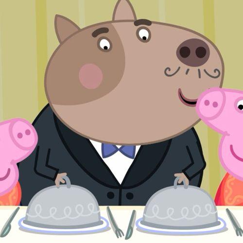 Peppa pig - s8e17 - il compleanno di nonno pig