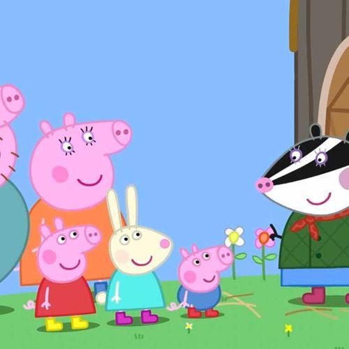 Peppa pig - s8e18 - la fattoria didattica