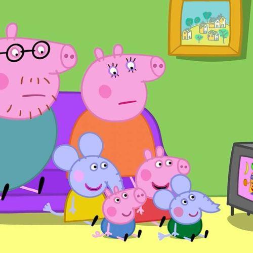 Peppa pig - s8e20 - tv land