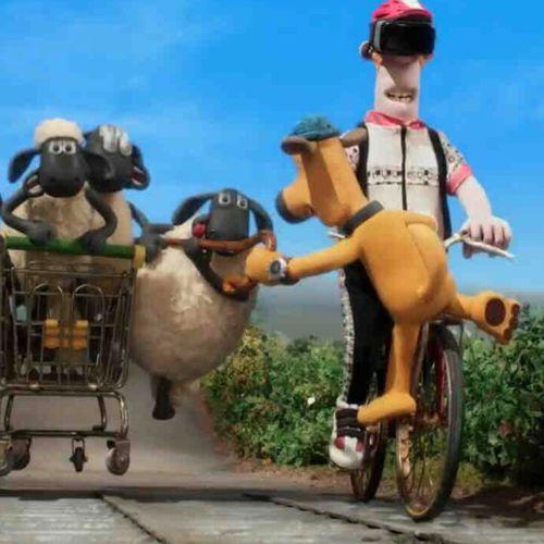 Shaun vita da pecora - s6e5 - giro turistico