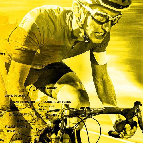 Ciclismo: tour de france 2021 - tour di notte 1a tappa