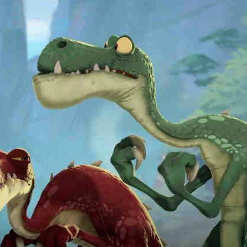 Gigantosaurus – s1e29 - il grande cattivo verde