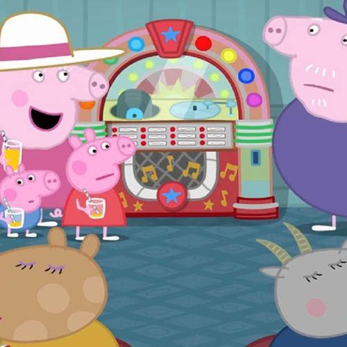 Peppa pig s8e49 il juke box (versione originale con speaker italiano)