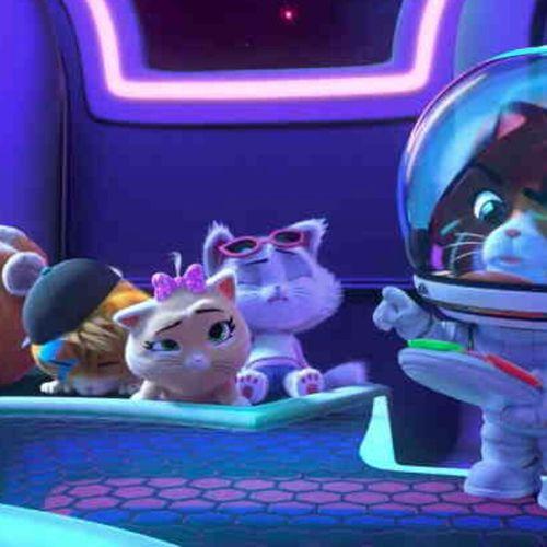 44 gatti - s2e38 - missione spaziale