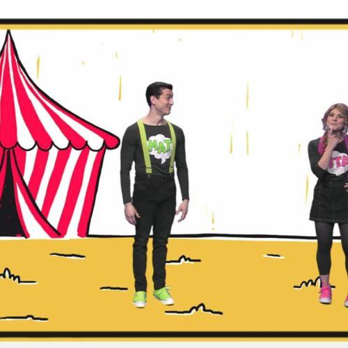 Oreste, che storia! - ep.16 - gli artisti del circo