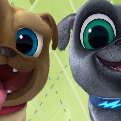 Puppy dog pals 3