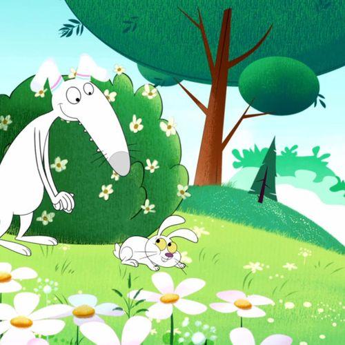 Lupo - s2e25 - il lupo che voleva essere un coniglio