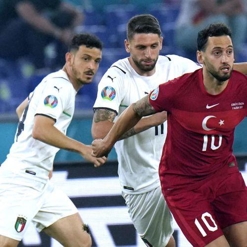 Euro 2020: turchia - italia