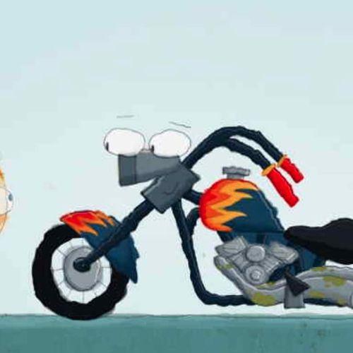 Il giorno in cui henry incontrò - s4e4 - il giorno in cui henry incontrò... una motocicletta