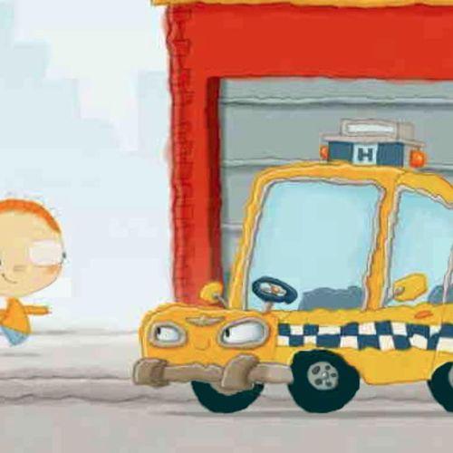 Il giorno in cui henry incontrò - s4e7 - il giorno in cui henry incontrò... un taxi