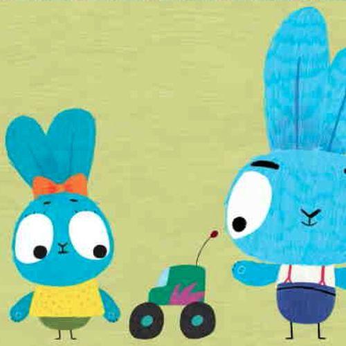 Brave bunnies - s1e33 - dune buggy