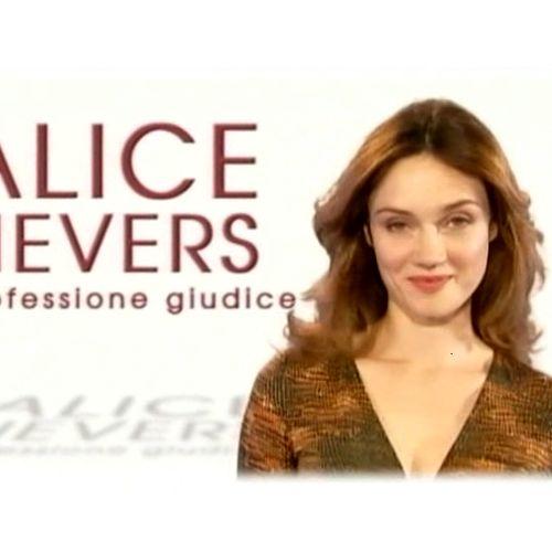 Alice nevers - professione giudice-1^tv