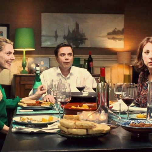 Cena tra amici - tour de france