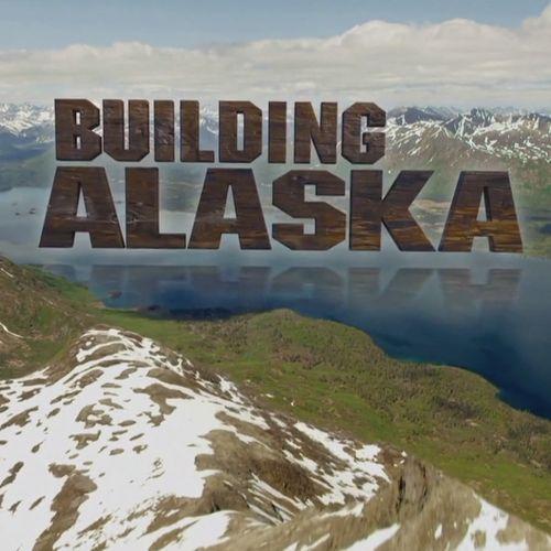 Alaska: costruzioni selvagge - 1^tv