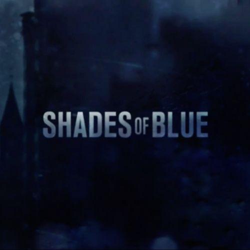 Uguali ma opposti - shades of blue i