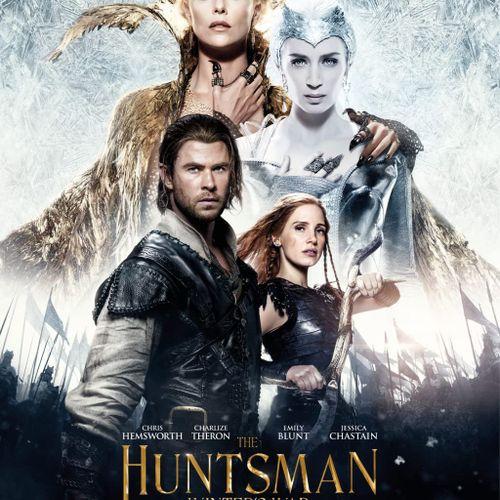 Il cacciatore e la regina di ghiaccio