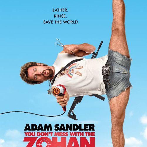 Zohan - tutte le donne vengono al ...