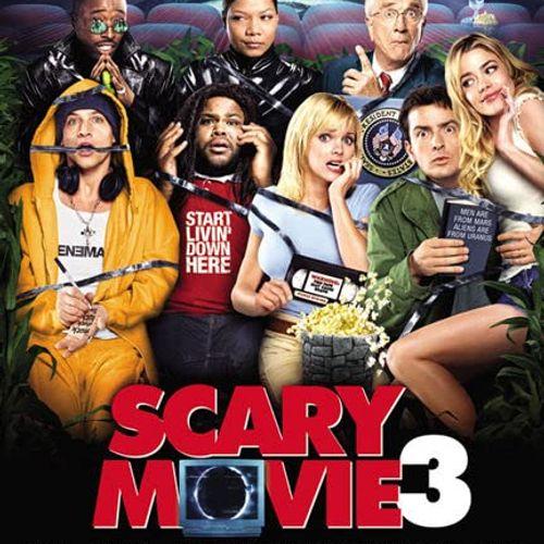 Scary movie 3 - una risata vi seppellira'