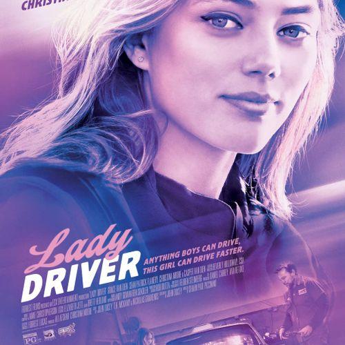 Lady driver - veloce come il vento