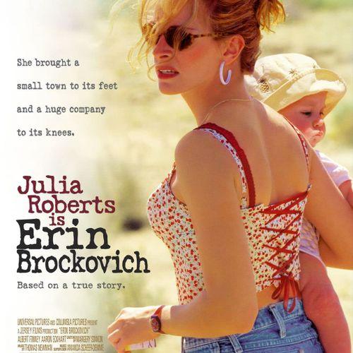 Erin brockovich - forte come la verita'