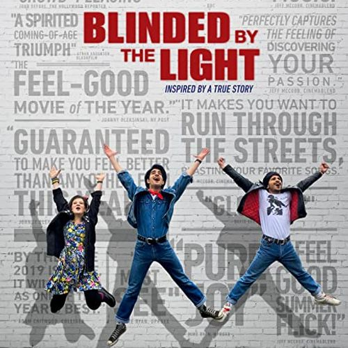 Blinded by the light - travolto dalla...