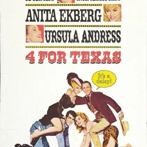 I quattro del texas - c'era una volta il western